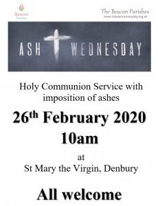 200226 Ash Wed Denbury
