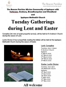 200303 Compline and LD Poster