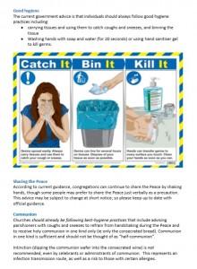 Coronavirus Memo Page 2